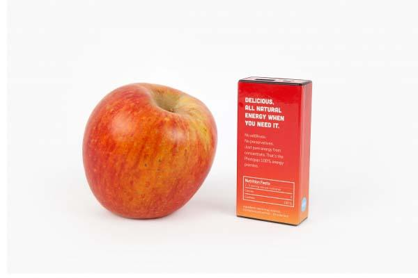 100% Energy Apple Juice Power Bank
