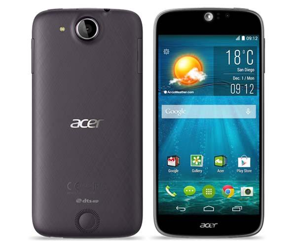 Acer Liquid Jade S Android Phone Announced