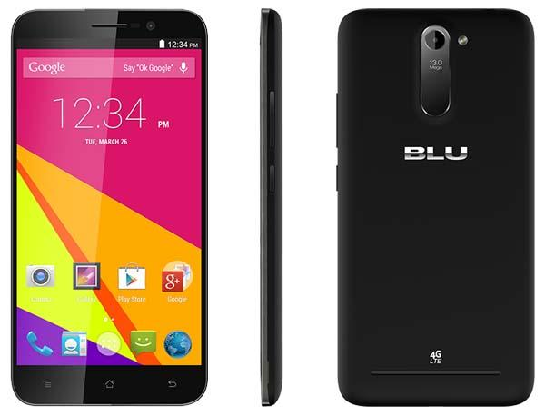 BLU Released Three New Studio LTE Smartphones