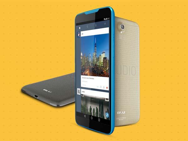 BLU Studio 7.0 Android Phone Announced