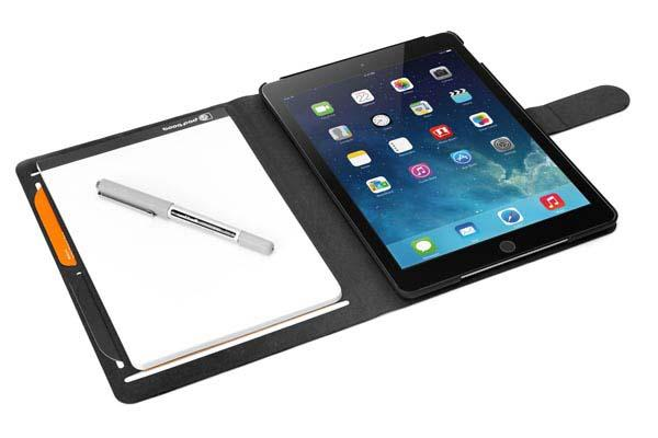 Booq Booqpad iPad Air 2 Case with Notepad