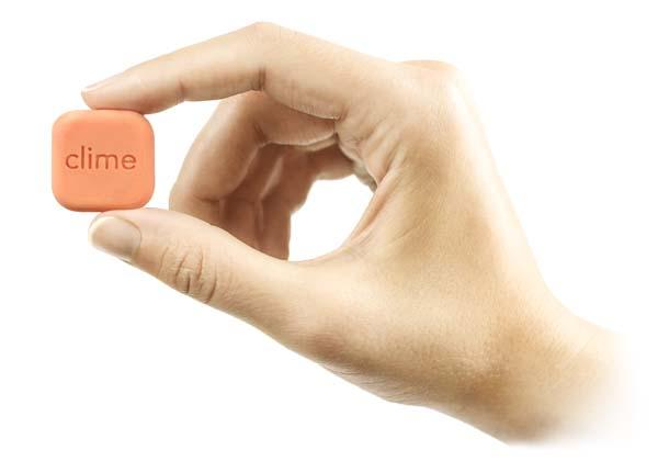 Clime Wireless Trackers Measure Everyday Conditions