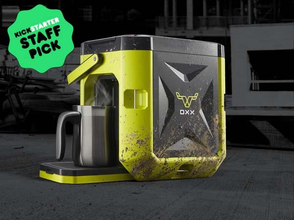 Coffeeboxx Rugged Coffee Maker