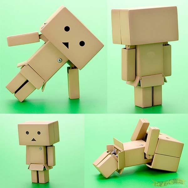 Danbo Mini Action Figure