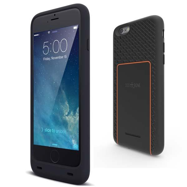 Dog & Bone Backbone iPhone 6 Case with Wireless Charging Receiver