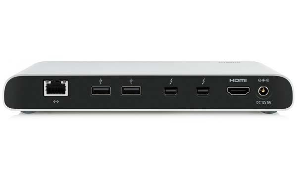 Elgato Thunderbolt 2 Cable Dock for Macs