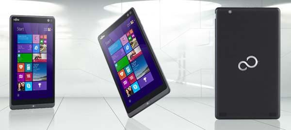 Fujitsu Stylistic Q335 Windows Tablet Announced