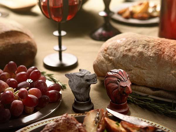 Game of Thrones Map Maker Salt & Pepper Shakers