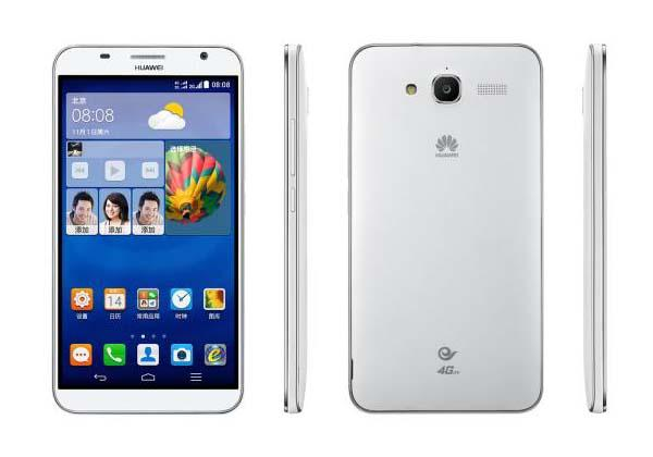 Huawei Ascent GX1 Android Phone