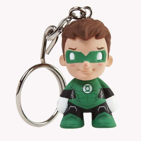 Kidrobot DC Universe Superhero Keychain Series - Gadgetsin