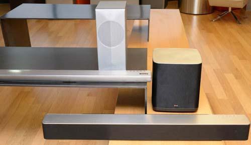LG Music Flow WiFi Wireless Speaker Series Announced