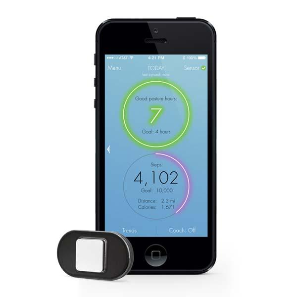 Lumo Lift Posture and Activity Tracker