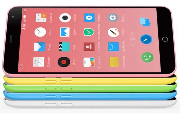 Meizu M1 Note Android Phone Announced