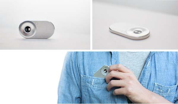 MOCAheart App-Enabled Portable Heart Scanner