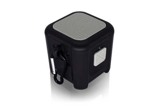 NUU Riptide Portable Waterproof Bluetooth Speaker