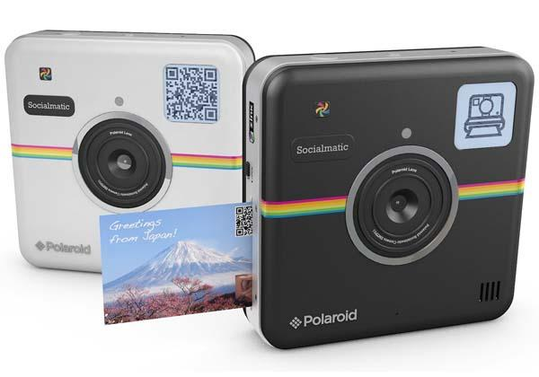 Polaroid Socialmatic WiFi Instant Camera