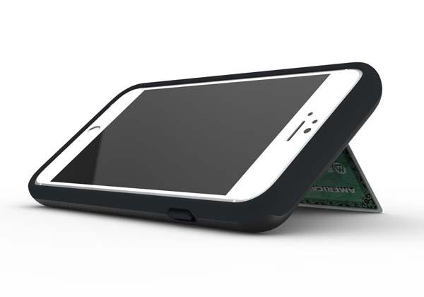 Prodigee UnderCover iPhone 6 Case with Card Tray