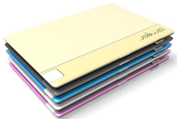 Slimger Ultra Slim Portable Charger