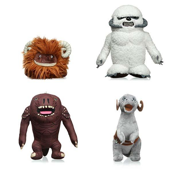 Star Wars Creature Plush Toys