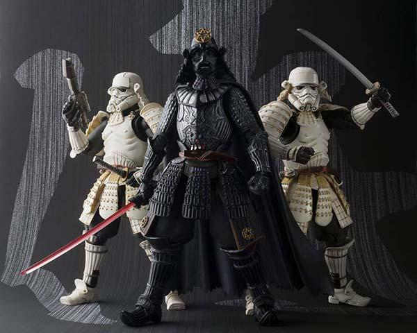 Star Wars Samurai Taishou Stormtrooper Action Figure