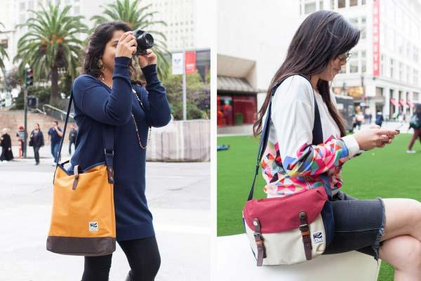 Sunshine DSLR camera bag