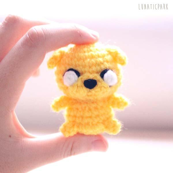 The Adorable Adventure Time Amigurumi Dolls Gadgetsin