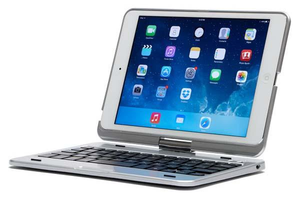 The Flip Turn G2 iPad Mini Keyboard Case