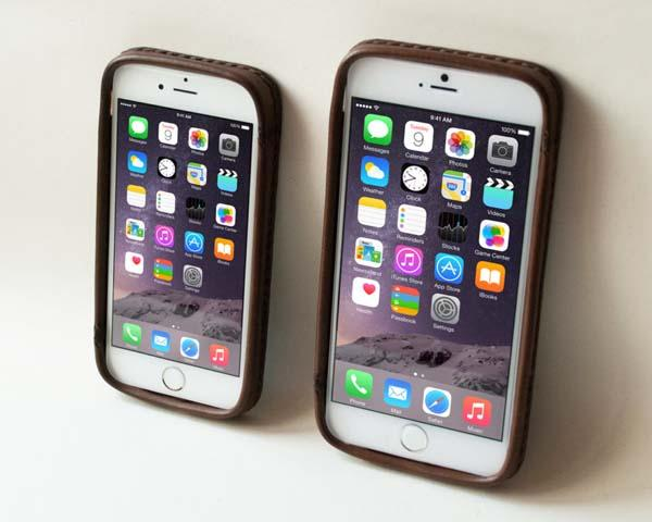 The Handmade Leather iPhone 6 Plus and iPhone 6