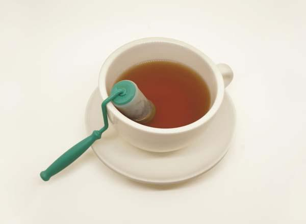The Roller and Brush Tea Infusers