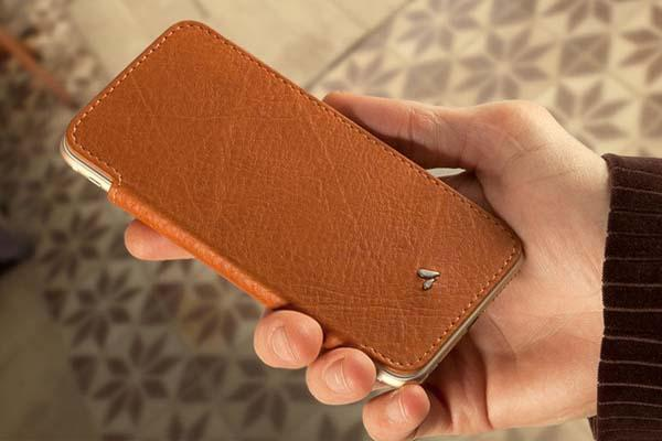 Vaja Nuova Pelle Customizable iPhone 6 Plus and iPhone 6 Leather Cases