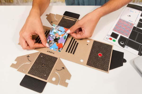 Viddy Build-it-Yourself Pinhole Camera