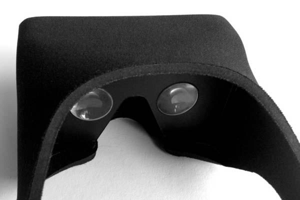 Viewbox VR Headset Works with Large-screen Smartphones