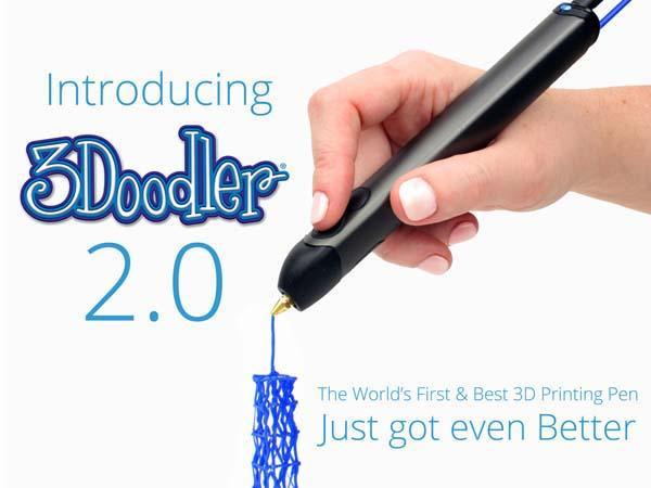 3Doodler 2.0 3D Printing Pen