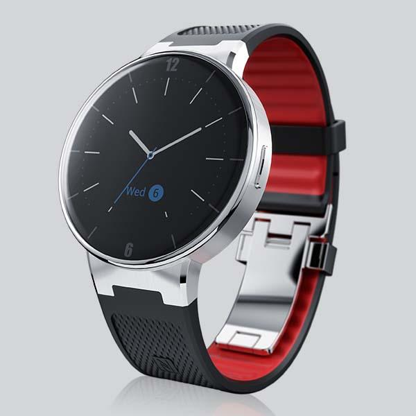 Alcatel OneTouch Smartwatch Announced