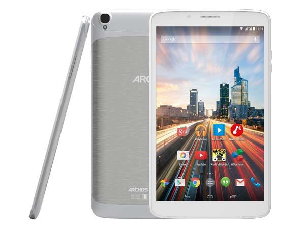 Archos 50 Diamond 4G Android Phone and Helium 4G Tablets Announced