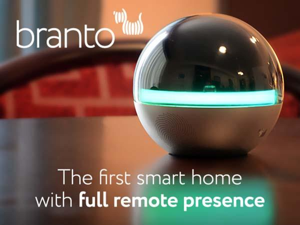 Branto Smart Home Hub with Full Remote Presence