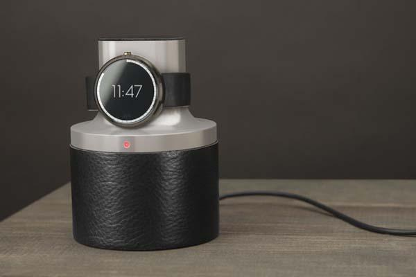 Chrono Charging Station for Moto 360