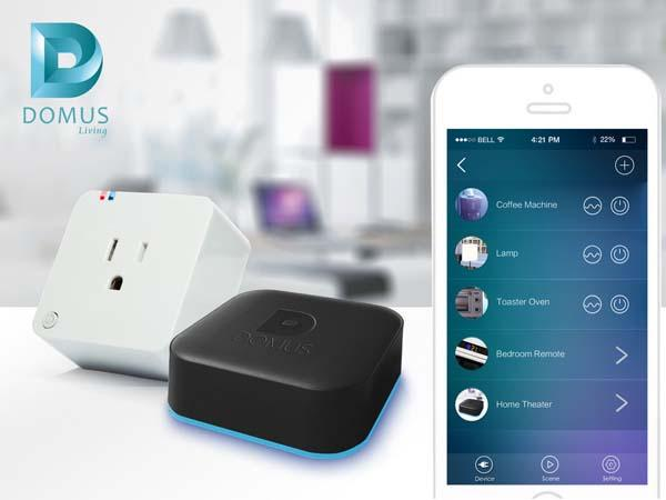 Domus An Affordable Smart Home Automation System