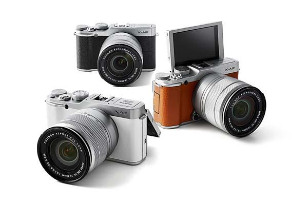 Fujifilm X-A2 Interchangeable Lens Mirrorless Camera Announced