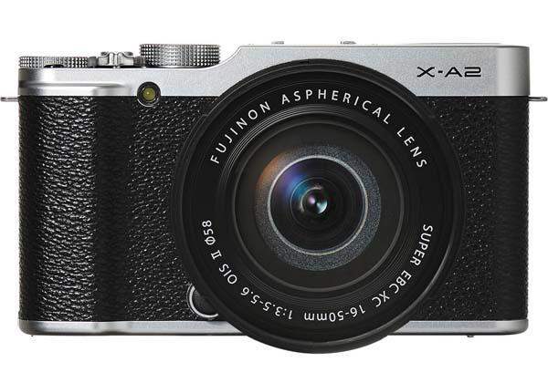 Fujifilm X-A2 Interchangeable Lens Mirrorless Camera Announced