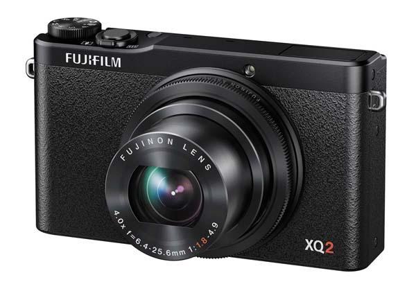 Fujifilm XQ2 Premium Compact Camera Announced