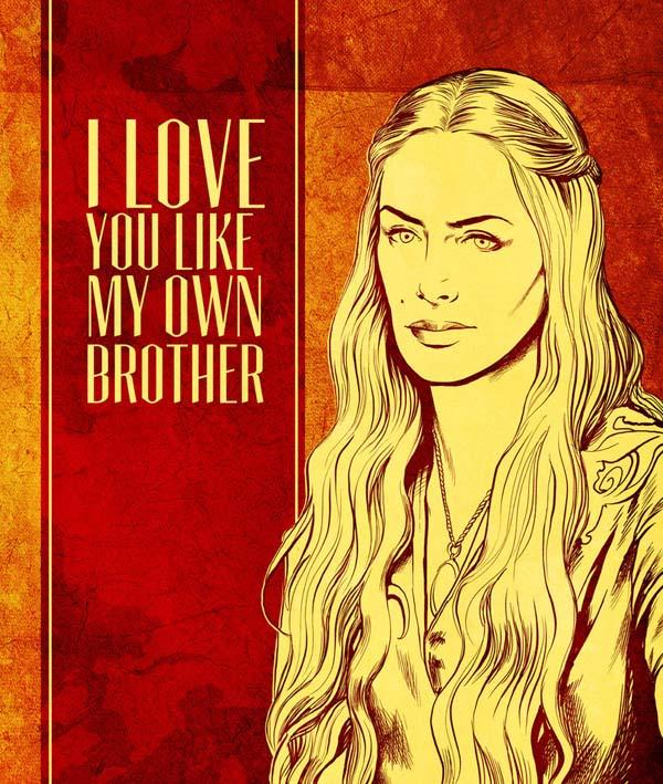 ... Game Of Thrones Valentineu0027s Day Cards ...