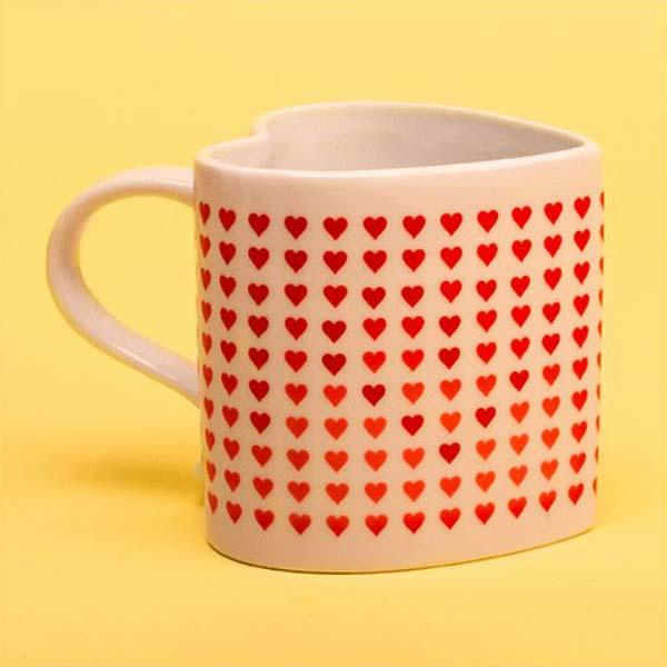 Heat Changing Love Coffee Mug