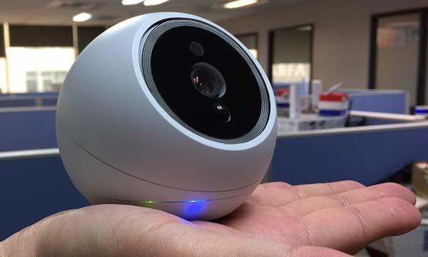 Icampro Fhd Robotic Home Security Camera Gadgetsin