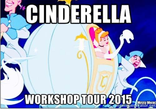 If Disney Princesses Were Photographers