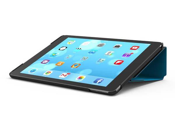 Incipio PROMPT Folio Bluetooth iPad Air 2 Case with Built-in OLED Display