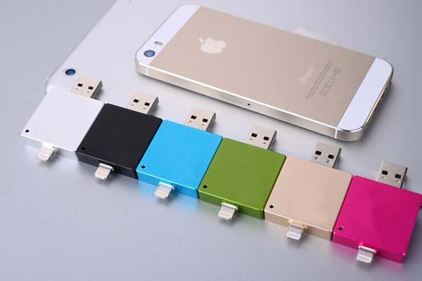 iPocket Drive USB Flash Drive for iPhones and iPads