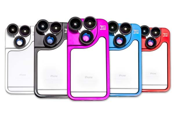 iZZi Remix 5-In-1 Lens iPhone 6 Case