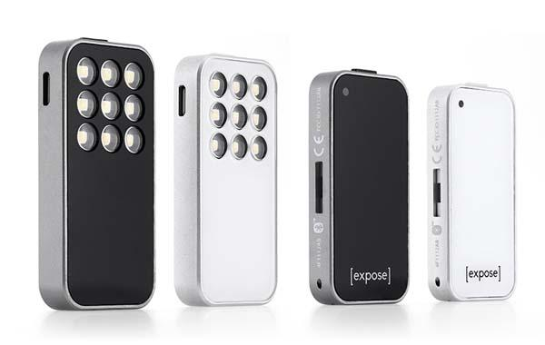 Knog Expose Smart LED Flash for iPhone