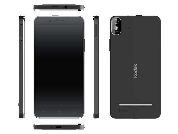 Kodak IM5 Android Phone Announced